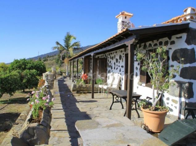 Casa los abuelos y los geranios casa rural en tijarafe santa cruz de tenerife - Casas rurales en santa cruz de la palma ...