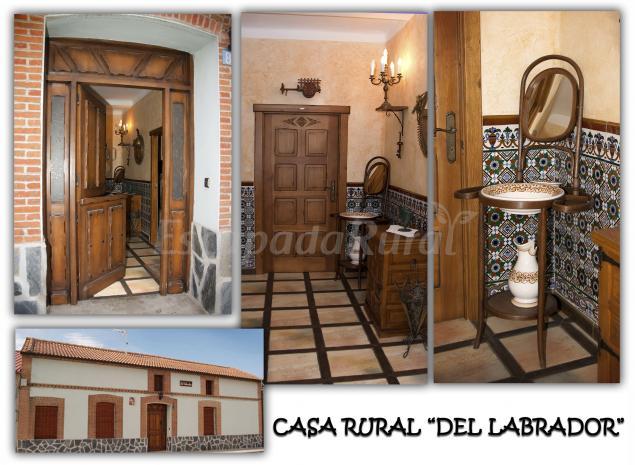 Casa rural del labrador casa rural en gomezserrac n segovia - Casa rural cuellar ...