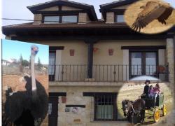 El Mirador de la Pinilla y La Casa de los Pollos (Segovia)
