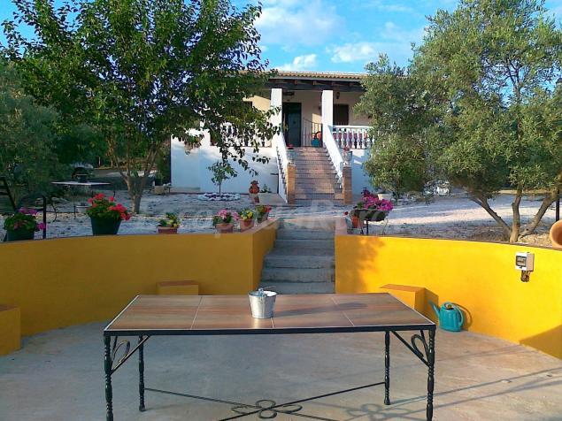 Casa aurora casa rural en la puebla de los infantes for Casa rural sevilla piscina
