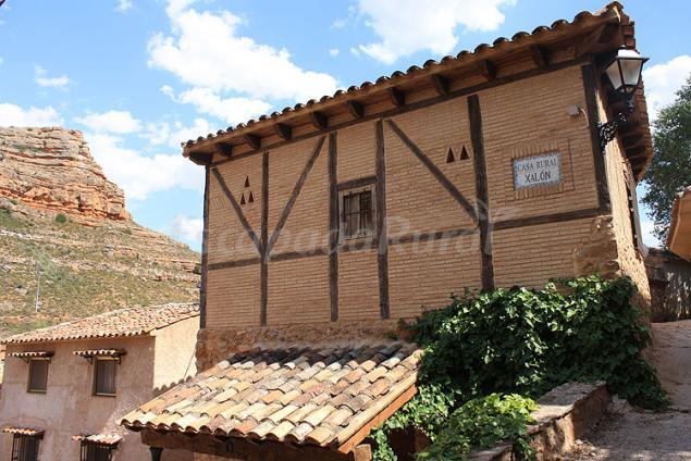 Casas rurales xal n casa rural en somaen soria - Casas rurales e ...
