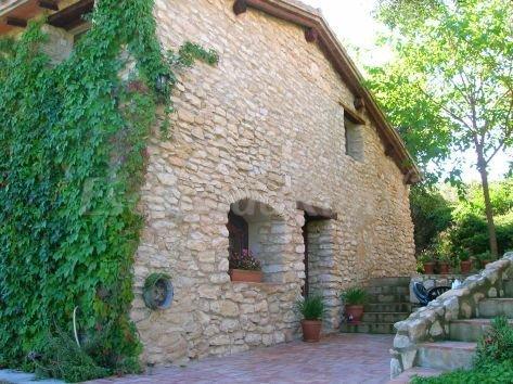 Mas fau casa rural en el catllar tarragona for Casa rural tarragona