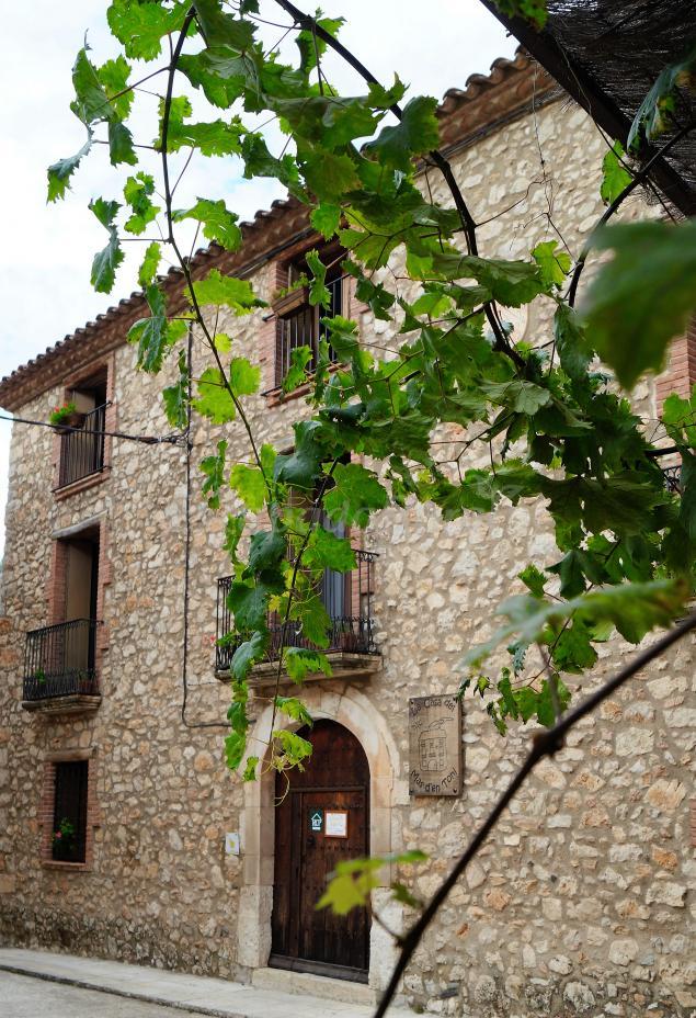 La casa del mas d 39 en toni casa rural en farena tarragona - Mas trobat casa rural ...
