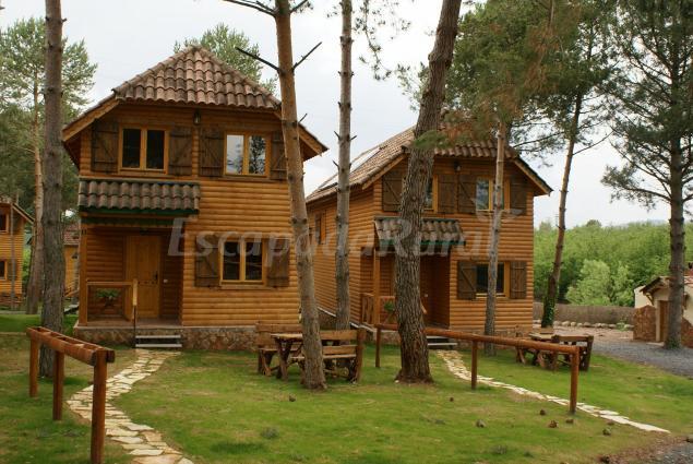 Casas rurales el xalet de prades casa rural en prades - Cases rurals a tarragona ...