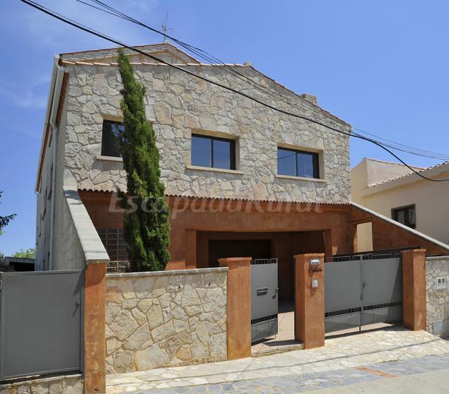 Eremita casa rural en la figuera tarragona for Casa rural tarragona