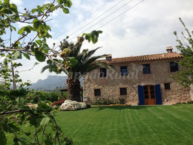 Mas fullat casa rural en alforja tarragona - Casa rural mas rosello ...