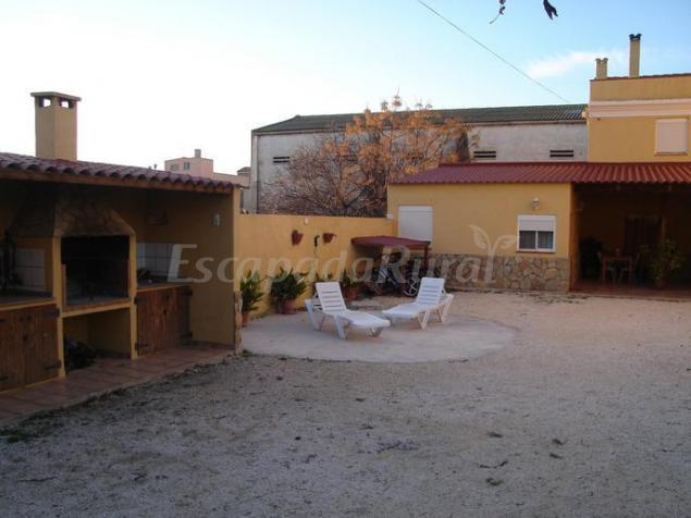 Can llorach casa rural en sant jaume d 39 enveja tarragona - Casa rural sant marc ...