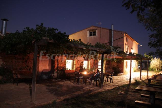 La casa de la estaci n casa rural en mora de rubielos - Casas rurales rubielos de mora ...