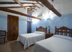 Casa Rural Valle del Chorro (Toledo)