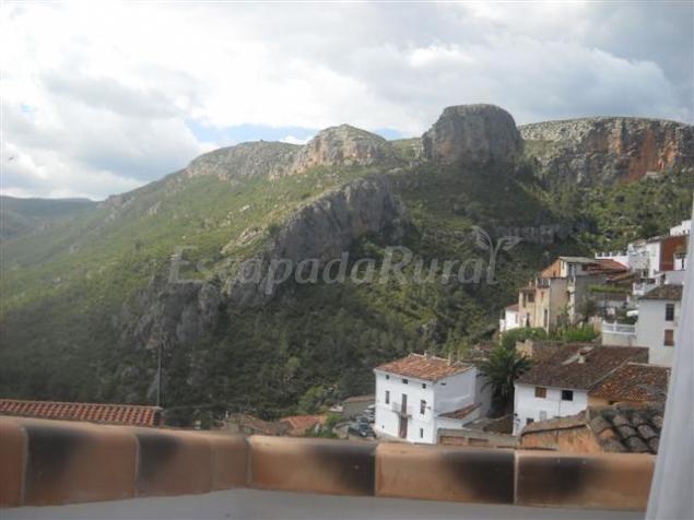 Casa marieta casa rural en chulilla valencia - Ofertas casas rurales valencia ...