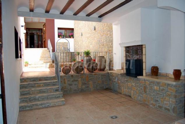 Casa rural frigols casa rural en chella valencia - Ofertas casas rurales valencia ...