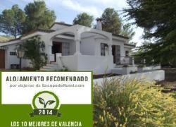 Casa Rural El Parais (Valencia)