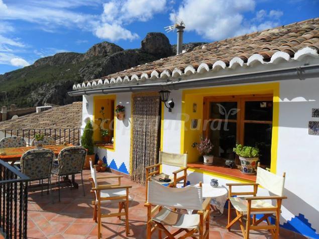 La casa serena casa rural en chulilla valencia - Ofertas casas rurales valencia ...