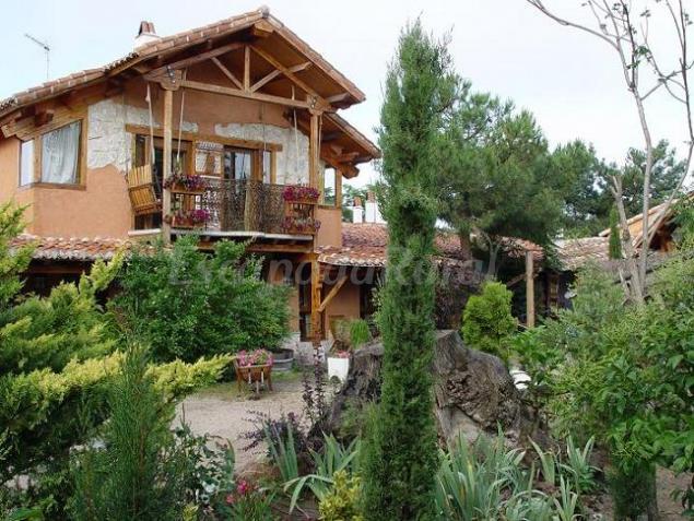 Las cavas casa rural en olmedo valladolid - Casa rural las lilas ...