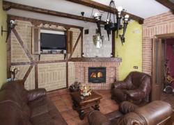 Casa rural Torrelobatos (Valladolid)