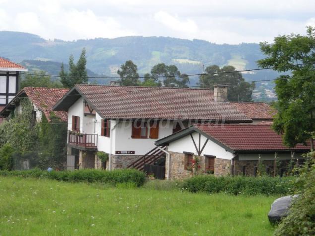 Barturen casa rural en me aka vizcaya - Casas rurales pais vasco alquiler integro ...