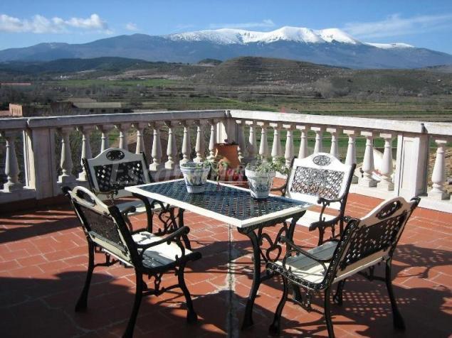 Fotos de villa de vera casa rural en vera de moncayo zaragoza - Casa rural moncayo ...
