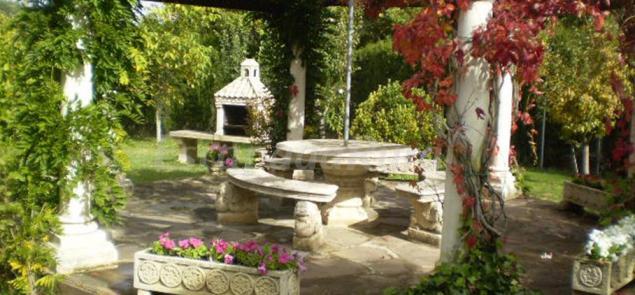 Casa el jard n del moncayo rural casa rural en san for Casa rural jardin del desierto tabernas
