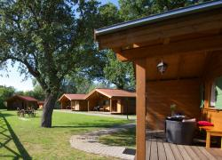 Holzblockbungalows Menners (Stendal)