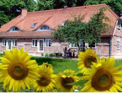 Landhaus im Grünen - Casa rural en Grammendorf (Vorpommern-Rügen)
