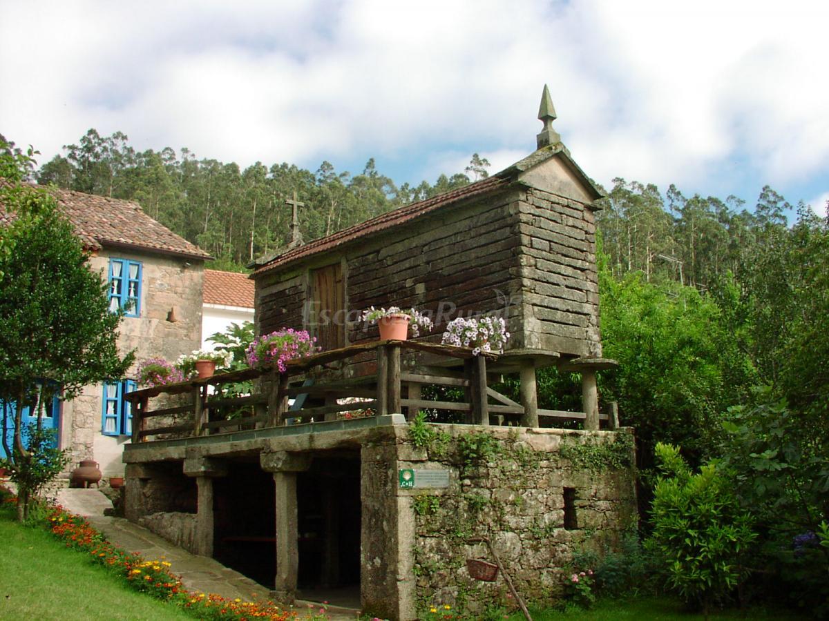 Fotos de casa perfeuto mar a casa rural en outes a coru a - Casas rusticas galicia ...