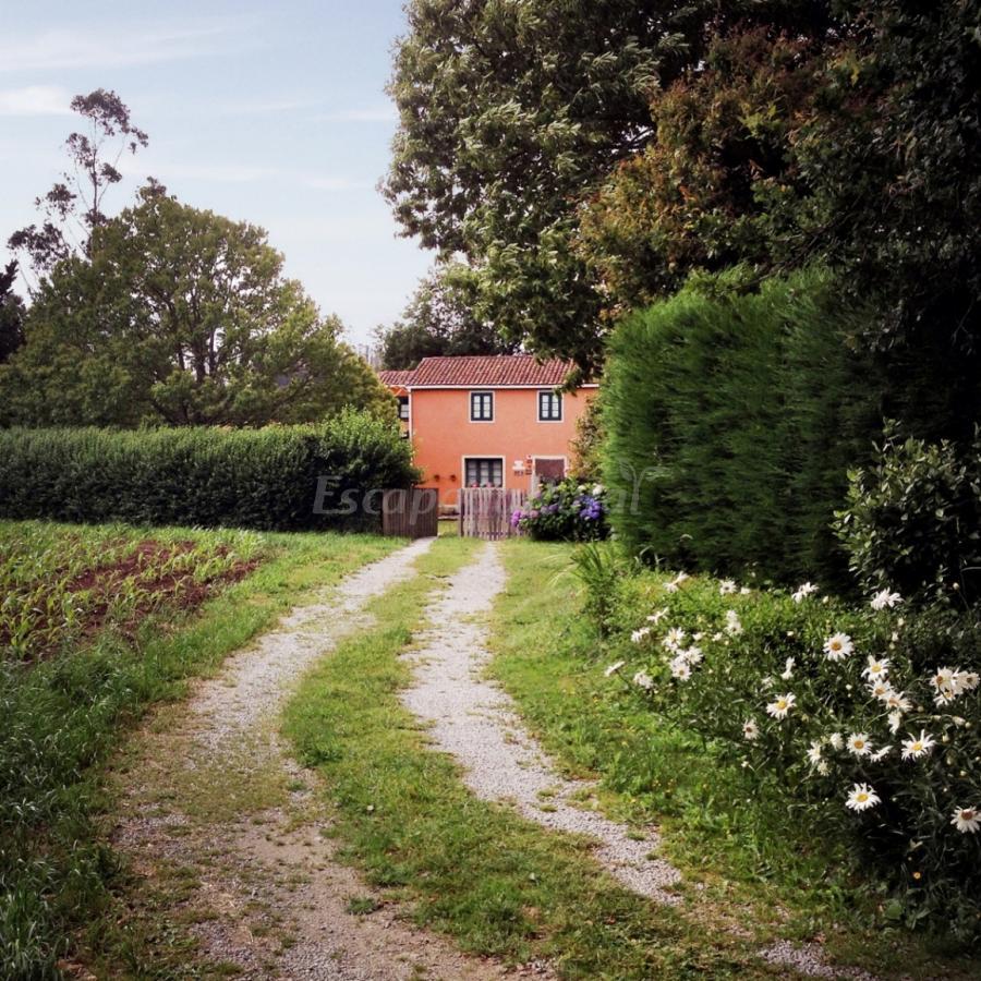 Fotos de casa de pi eiro spa casa rural en trazo a - Casas en a coruna ...