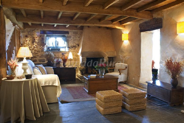 Fotos de casa do castelo de andrade casa rural en pontedeume a coru a - Casas rurales galicia ofertas ...