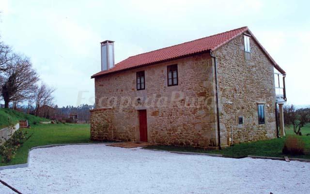 Fotos de casa de estivada casa rural en san cibr n de barcala a coru a - Casa rural san cibran ...