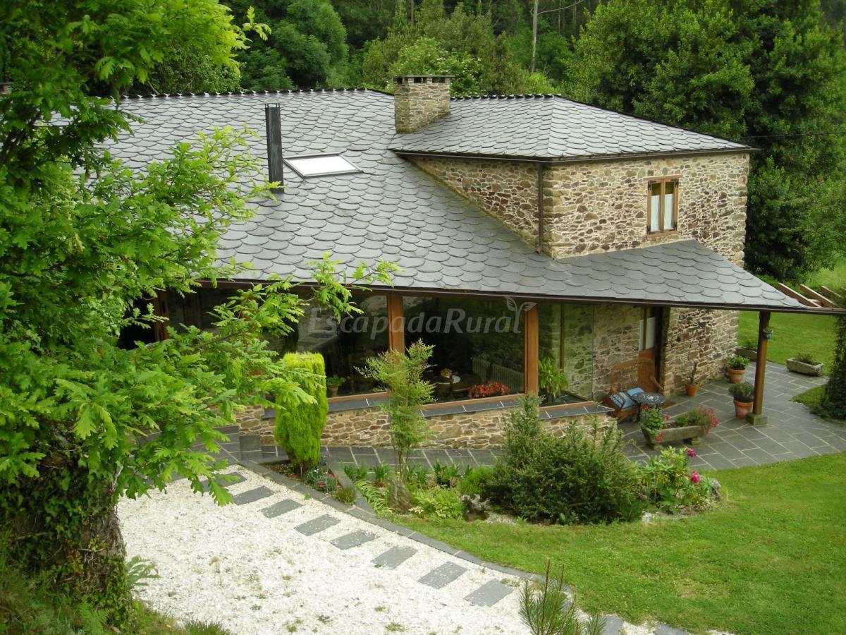 Fotos de o vilar casa rural en ortigueira a coru a - Casa rural o vilar ...