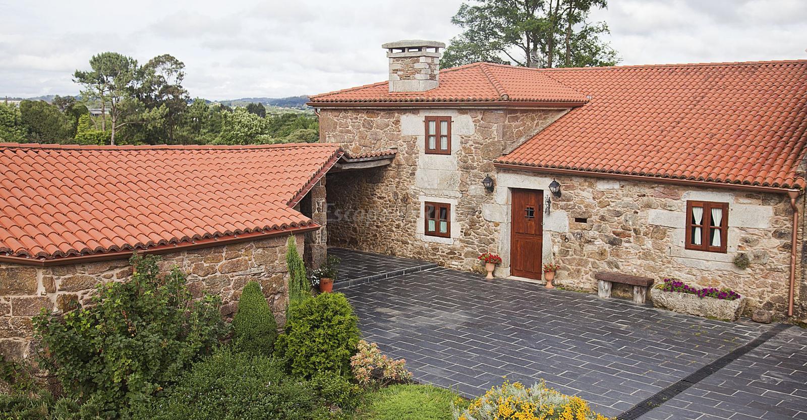 Fotos de casa lugar de trasande casa rural en a laracha - Casas en a coruna ...