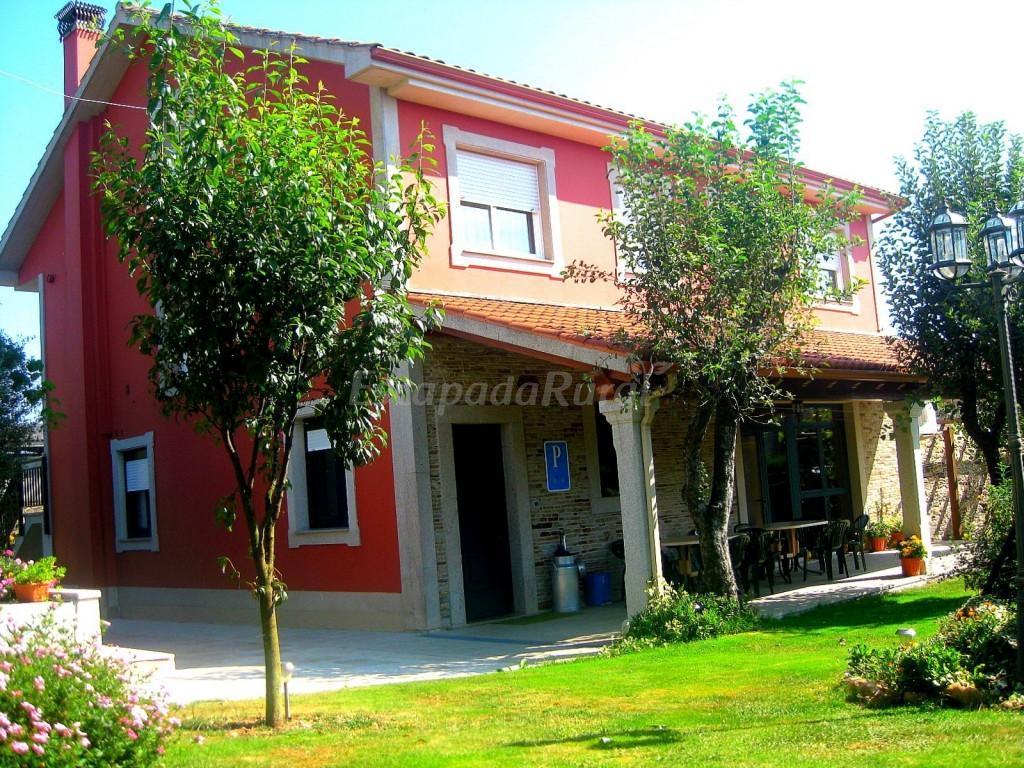 Fotos de casa vaamonde casa de campo emarz a a coru a - Casas de campo en galicia ...