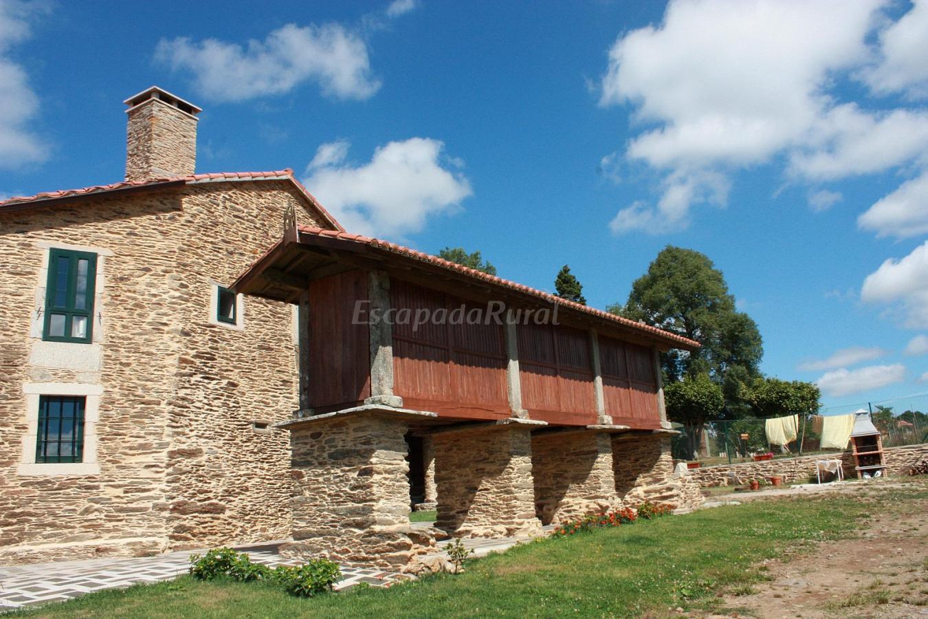 Fotos de casa del ca al casa de campo em arz a a coru a - Casas de campo en galicia ...