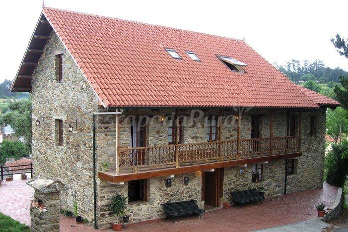 Fotos de casa de sixto casa rural en paderne a coru a - Casa de sixto paderne ...
