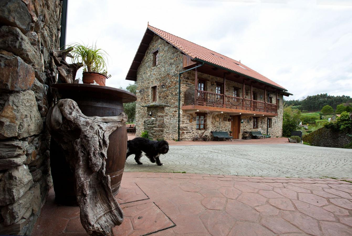 Foto di casa de sixto casa rural en paderne a coru a - Casa de sixto paderne ...