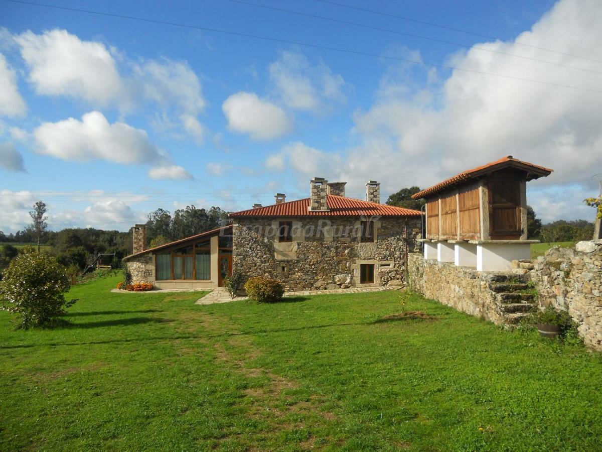 Fotos de casa ulloa casa rural en melide a coru a - Casa a coruna ...