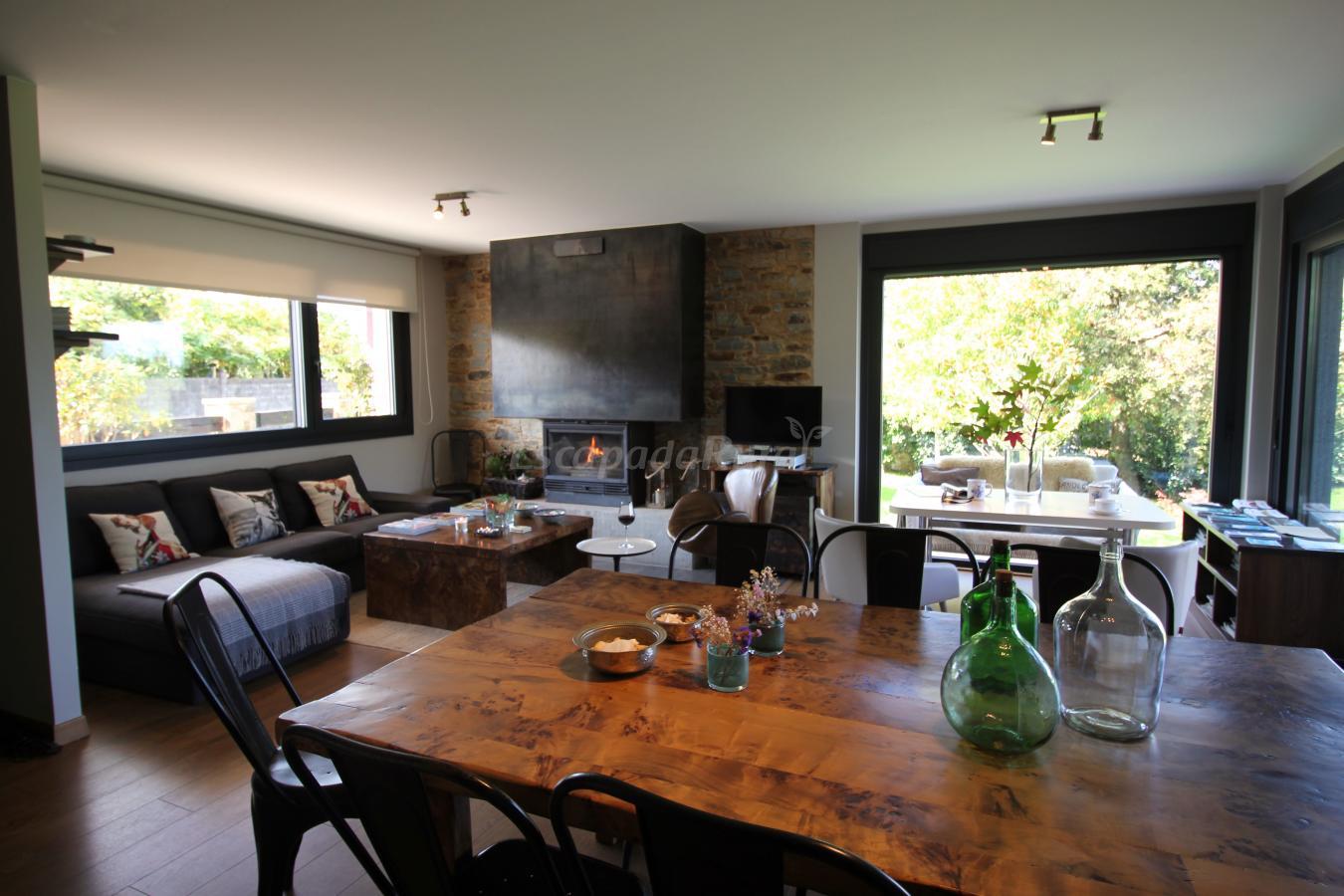 Fotos de casa da chavella casa rural en carballo a coru a - Casa rural carballo ...