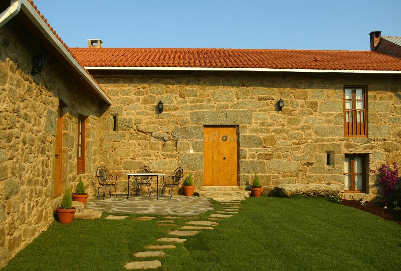 Fotos de a cobacha casa rural en paderne a coru a - Casas en a coruna ...