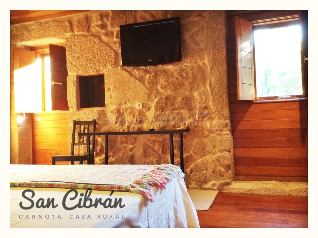 Fotos de casa rural san cibr n casa rural en carnota a coru a - Casa rural para 2 ...