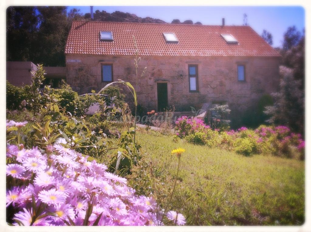 Foto di casa rural san cibr n casa rural en carnota a coru a - Casa rural san cibran ...