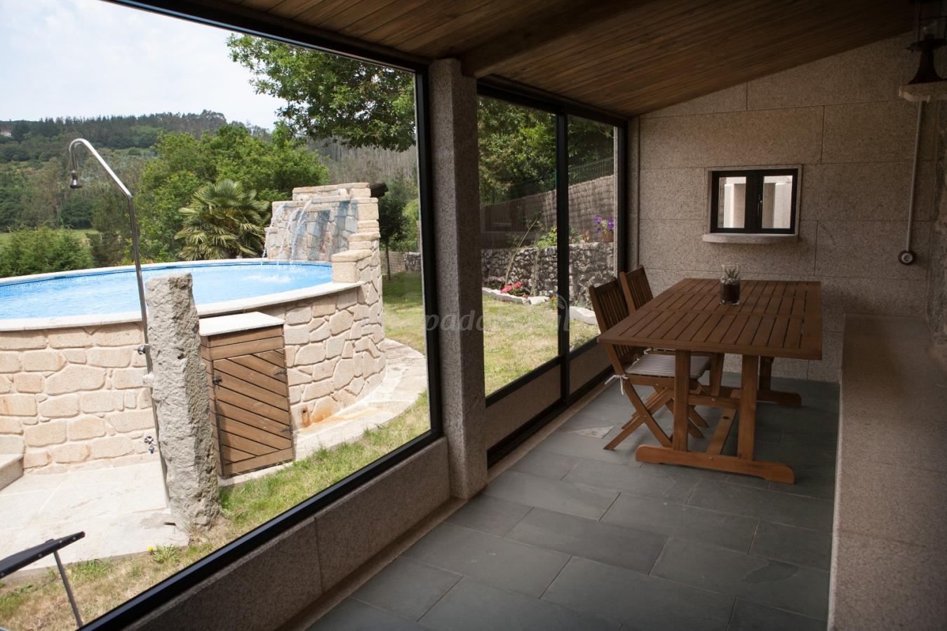 Fotos de casa do vinculeiro casa rural en a ba a a coru a - Casas en a coruna ...
