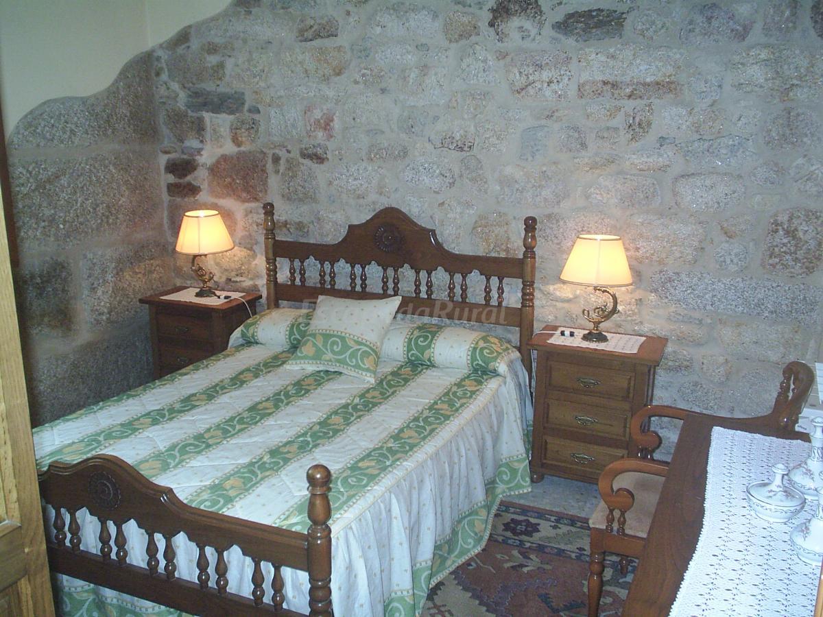 Fotos de casa do camposi o casa rural en boiro a coru a - Piedra rustica gallega ...