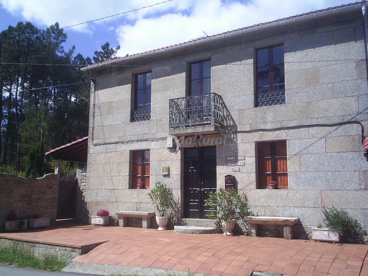 Fotos de casa do camposi o casa rural en boiro a coru a - Casa a coruna ...
