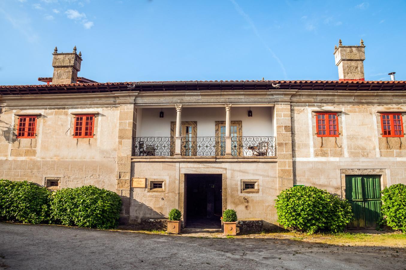Foto di casa grande de rosende casa vacanze arosende a - Casa a coruna ...