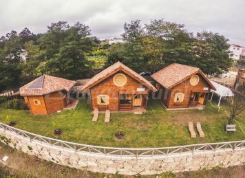 Cabanas da Ría
