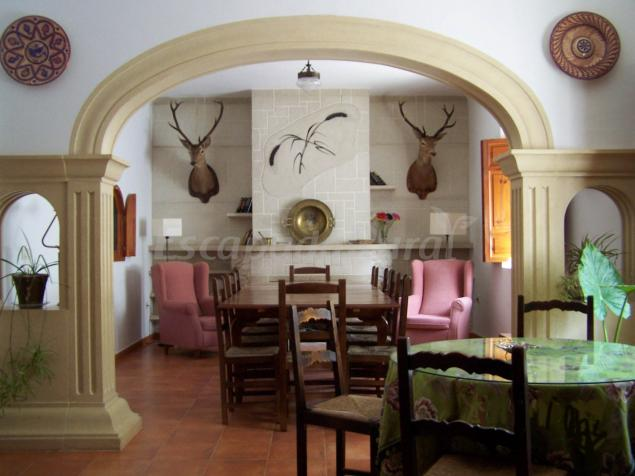 La casa de and jar casa rural en pozo lorente albacete - Casas de citas en albacete ...