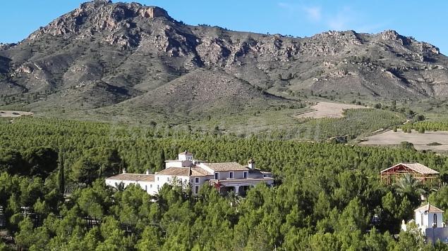Finca las ramblas de talamansi casa rural en f rez albacete - Casas de citas en albacete ...