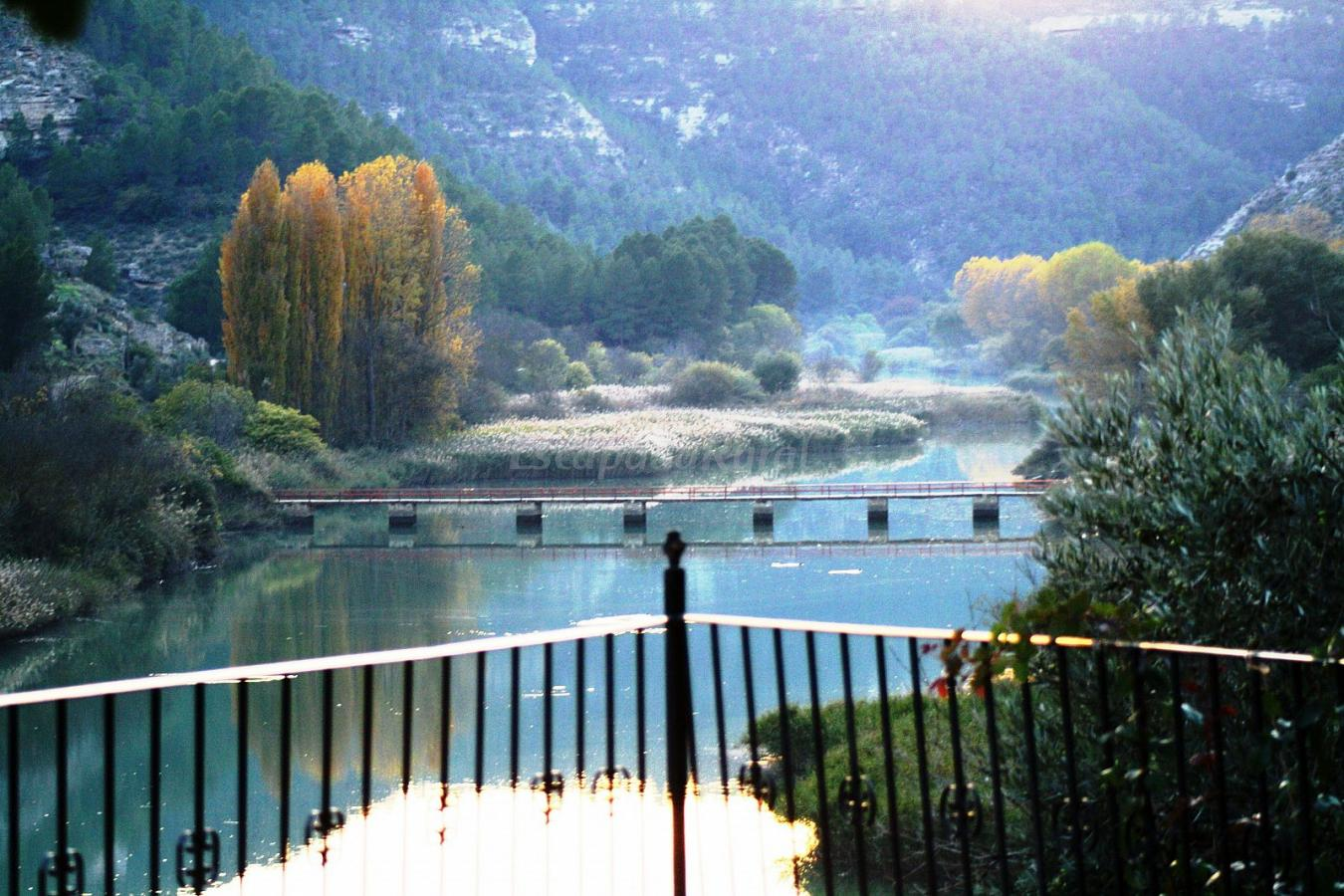 Foto di casas rurales r o tranquilo i casa vacanze - Casa rural rio jucar ...