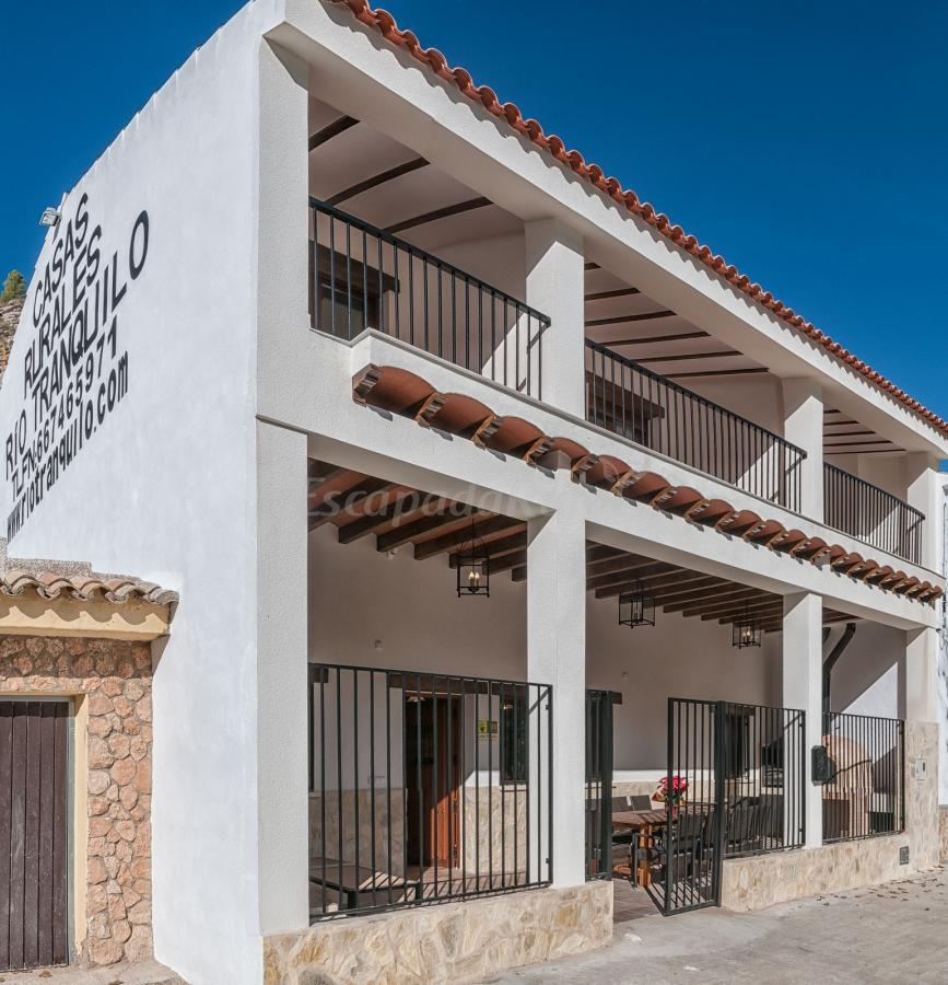 Fotos de casas rurales r o tranquilo i casa rural en alcal del j car albacete - Casas alcala del jucar ...