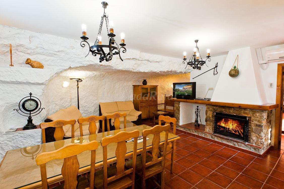 Fotos de Casa Rural La Herradura - Casa rural en Jorquera (Albacete)