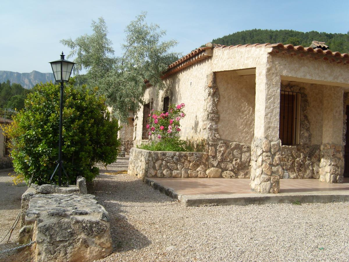 Fotos de casas rurales amable casa rural en yeste albacete - Fotos casas rurales ...